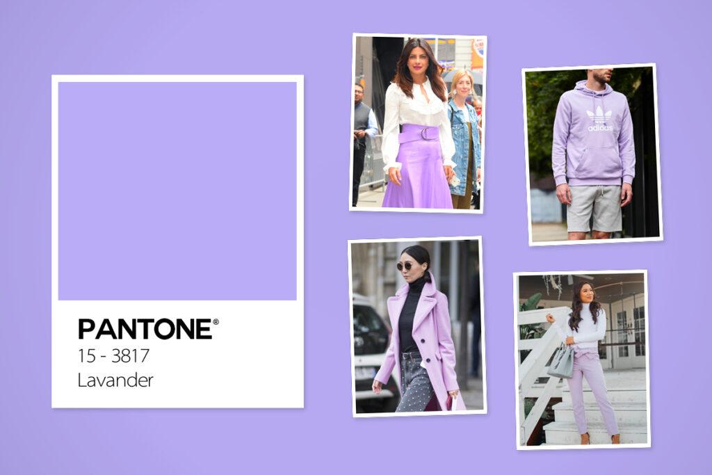 Estos son los colores de moda para la temporada
