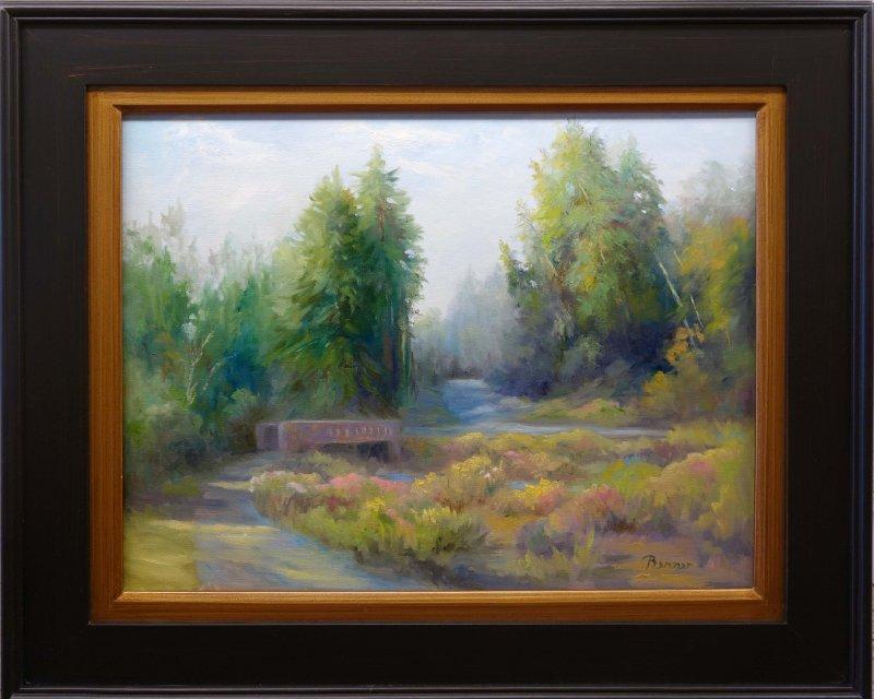 """""""Woodland Garden"""""""