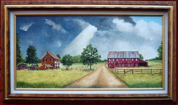 """""""Approaching Storm"""" SOLD"""