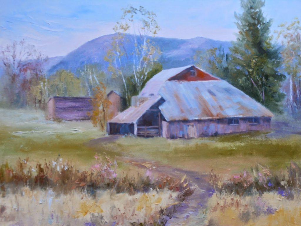 """Apple Barn, Adams Co."""