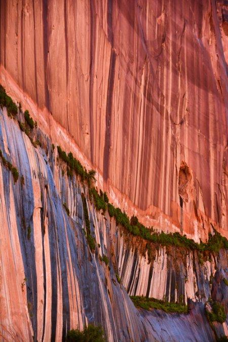 """Navajo Sandstone, Glen Canyon, Arizona"""