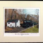 """Ma & Pa at Muddy Creek Forks"" - 11x14"" - $15"