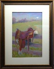 """""""Resting Saddle"""""""