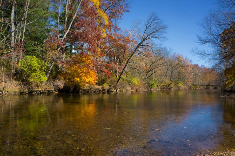 """""""Autumn at Messiah, PA"""""""