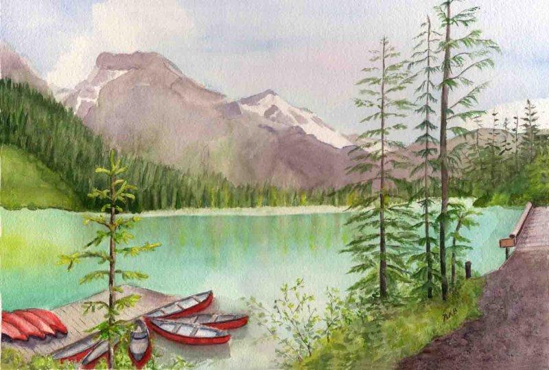 """""""Canadian Lake"""""""