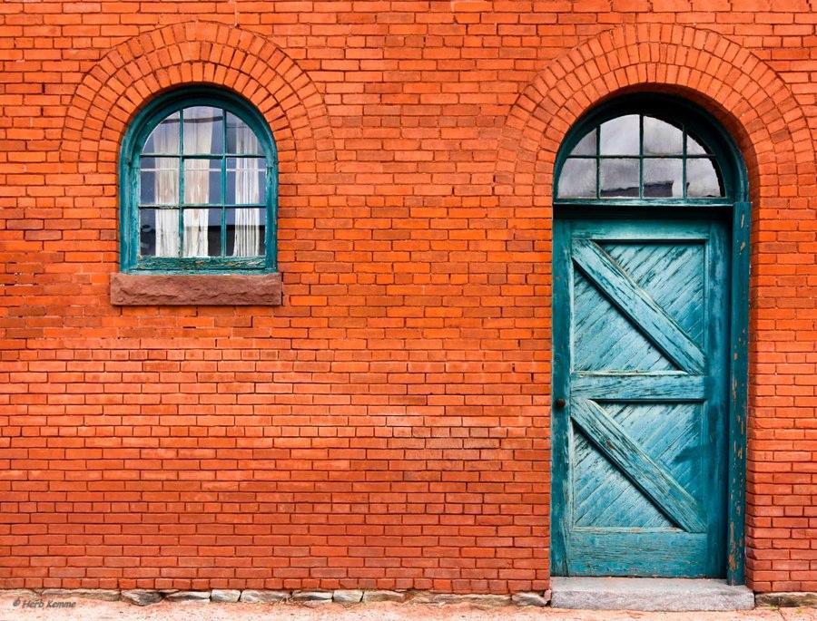 """""""Factory Door"""""""