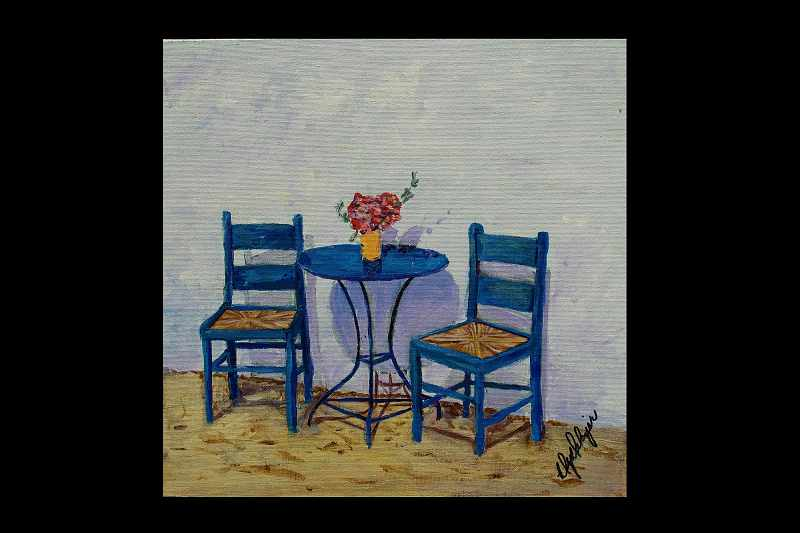 """""""Greek Cafe"""""""