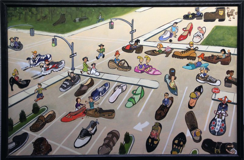 """""""If Cars were Shoes"""""""