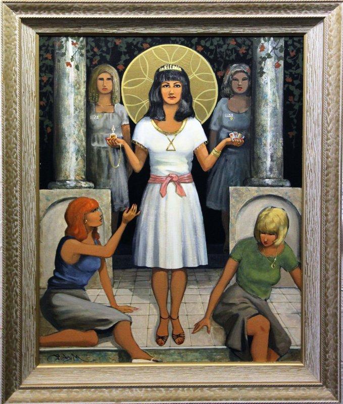 """""""Mall Goddess"""""""
