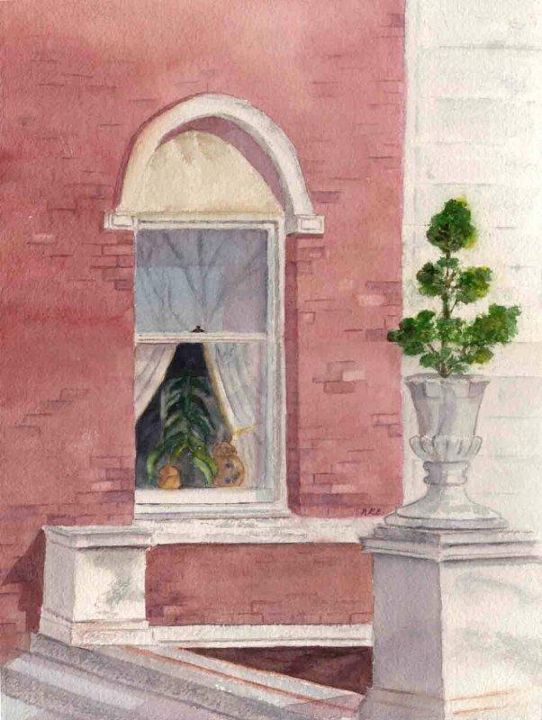 """Mansion Window"""