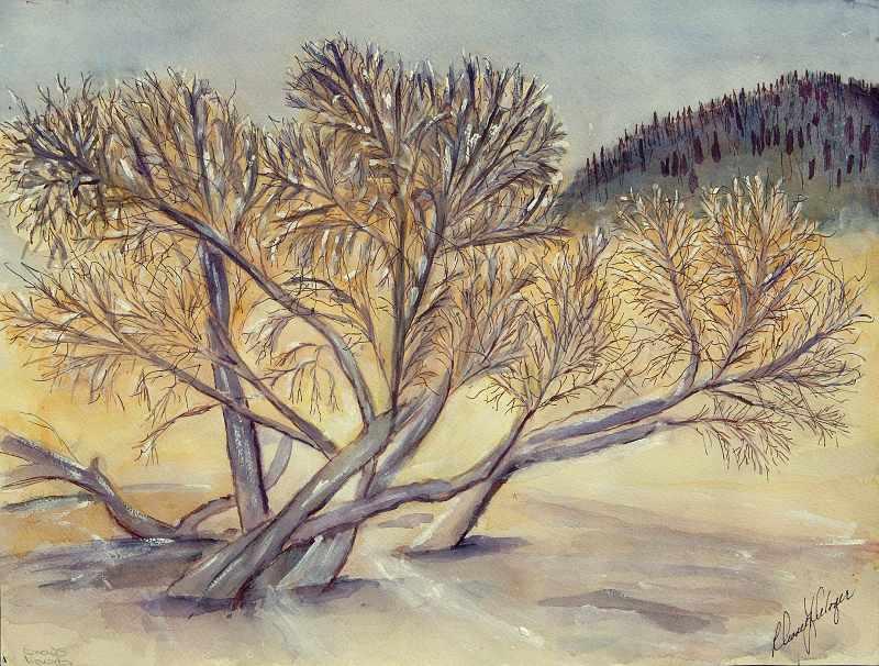 """Nevada Snows"""