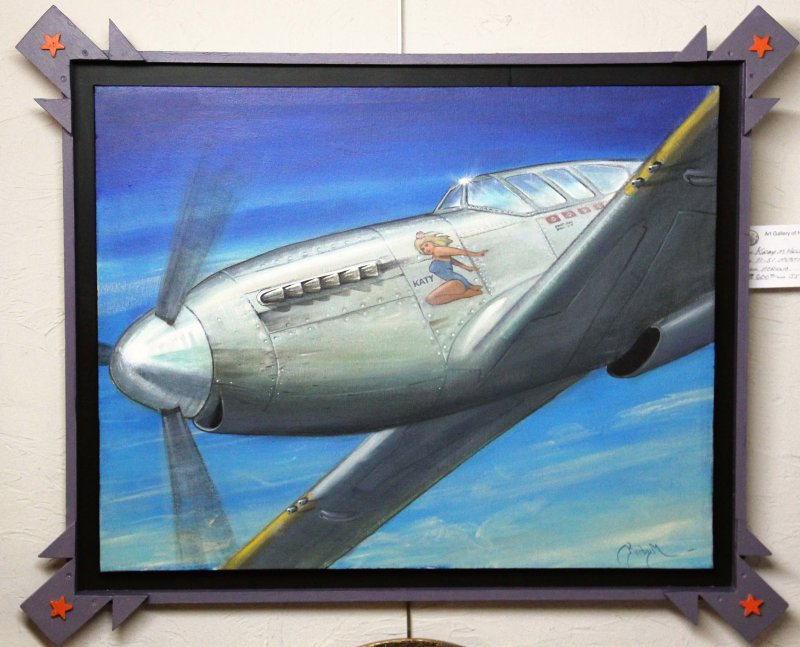 """P-51 Mustang"""