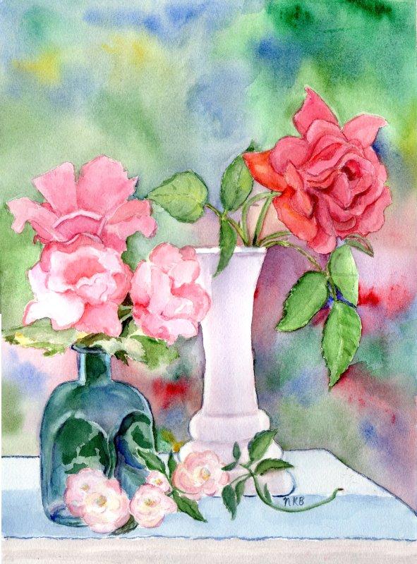 """""""Romantic Roses"""""""