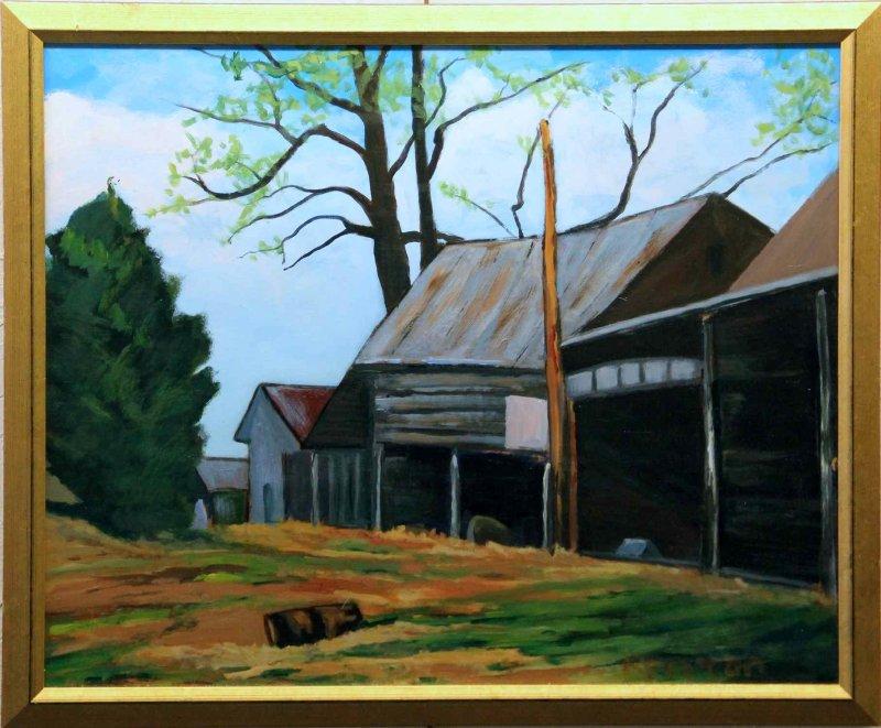 """Tenant Farm"""