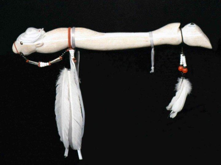 Buffalo Dance Stick