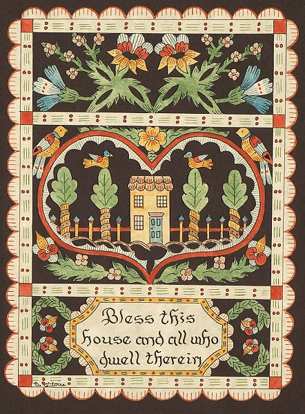 Large House Blessing