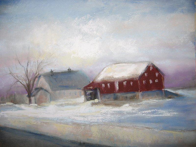 Snowfall, Softly