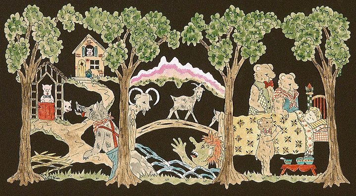 Three Fairy Tales