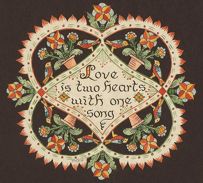 Two Hearts with One Song