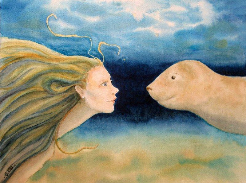 """Mermaid Encounter"""