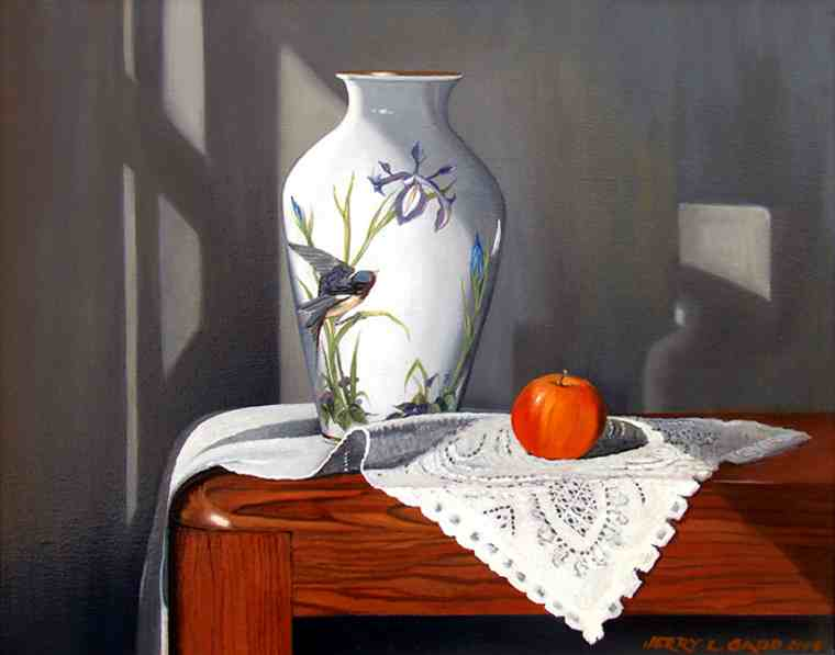 """""""Apple and Vase"""""""