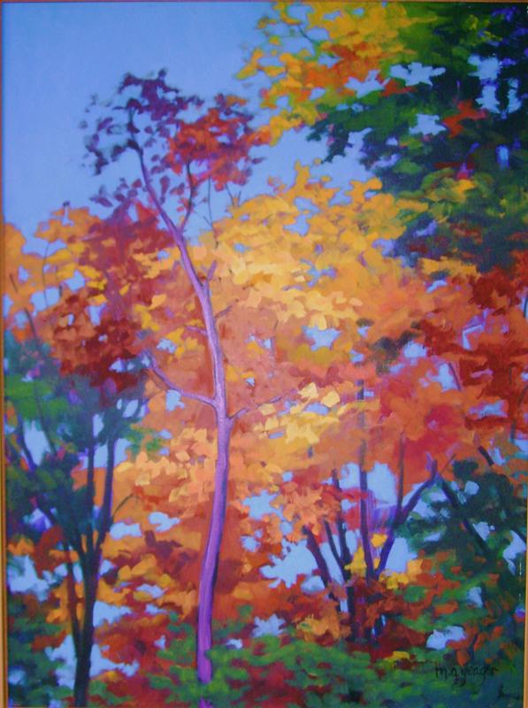 """""""Autumn Treetops"""""""