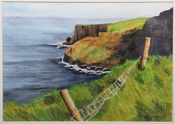 """Fence Line Cliffs"""