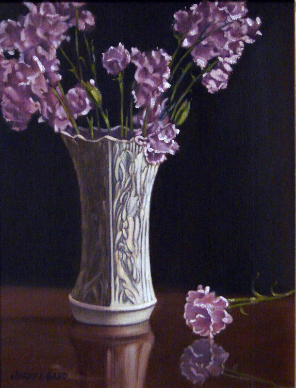 """""""Flowers and Vase"""""""
