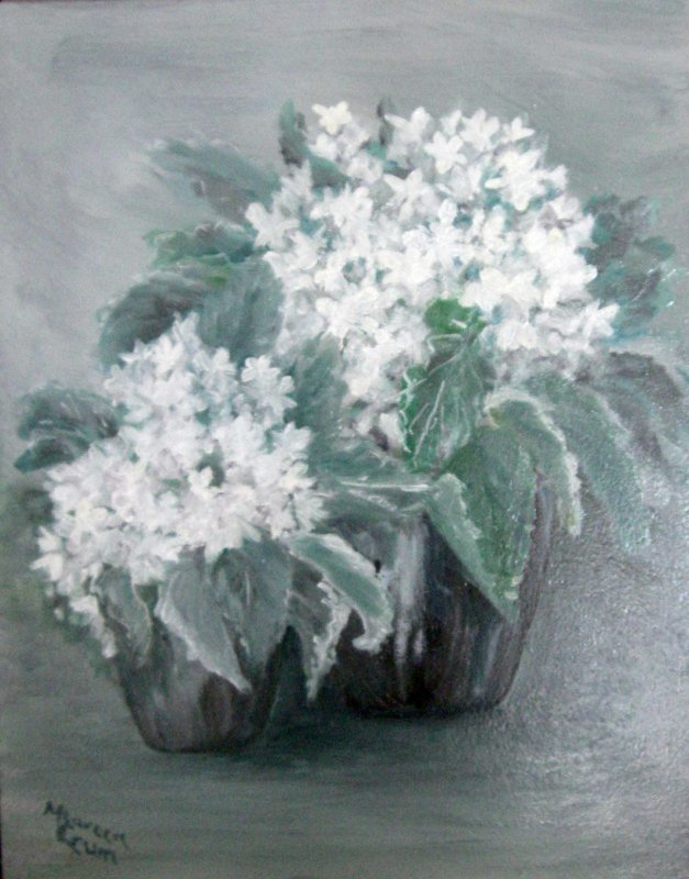 """""""Green and White"""""""