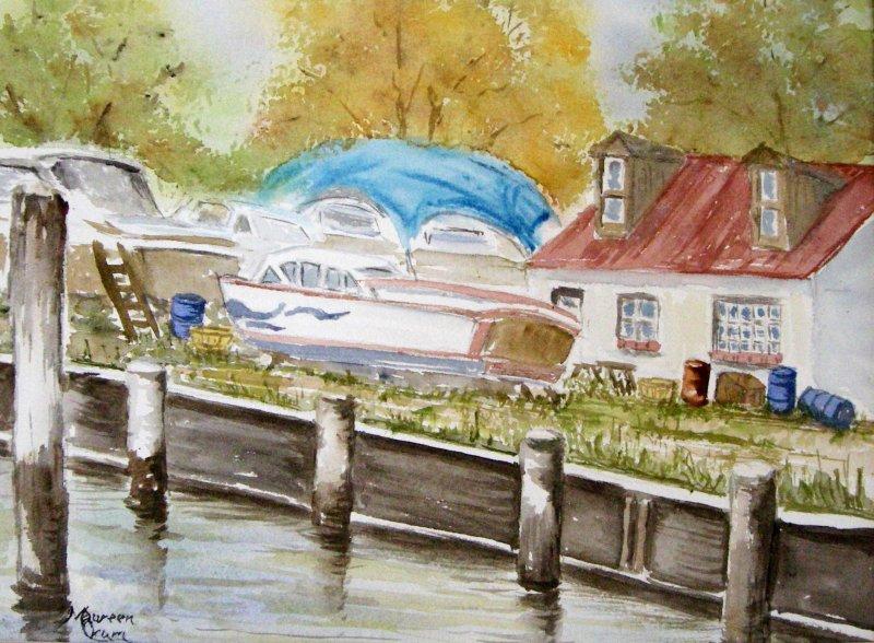 """Smith's Boat Yard"""
