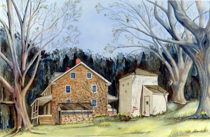 """Stone House Spring"""