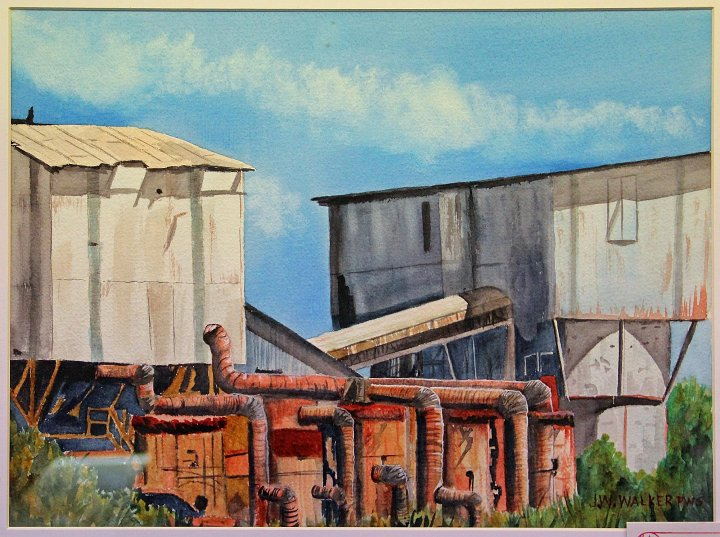 """Sugar Mill Series 111"""