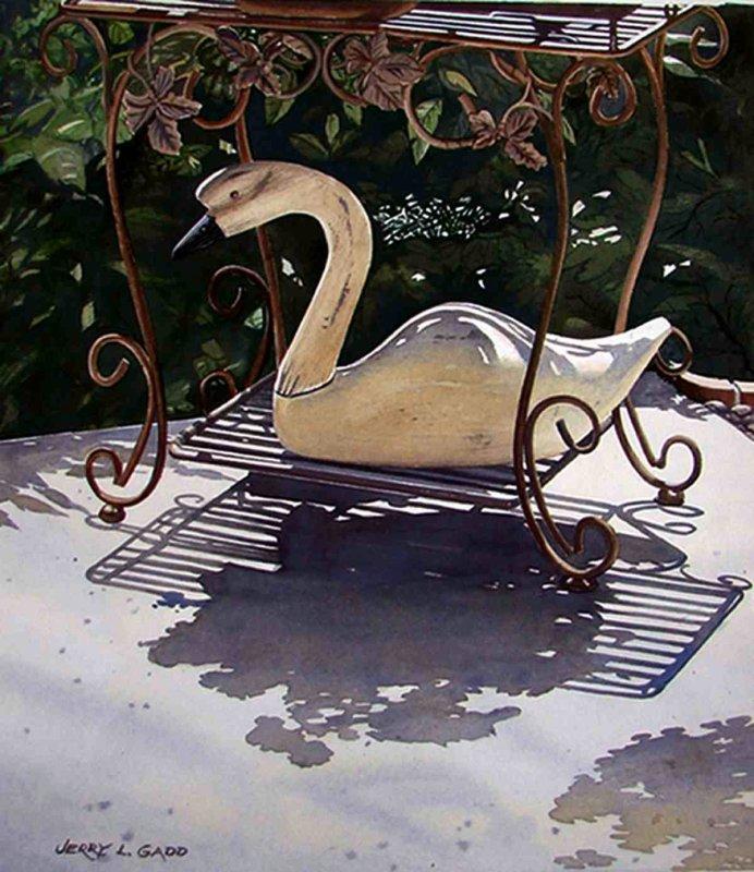 """The Swan"""