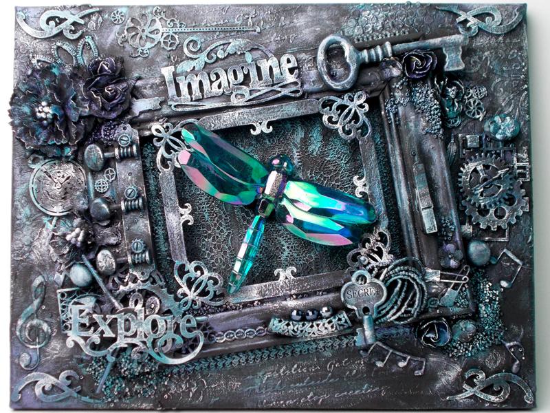 'Explore/Imagine'