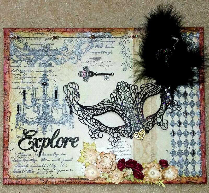 'Explore'