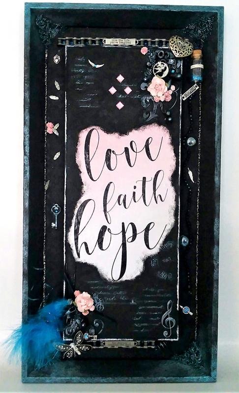 'Love Faith Hope'