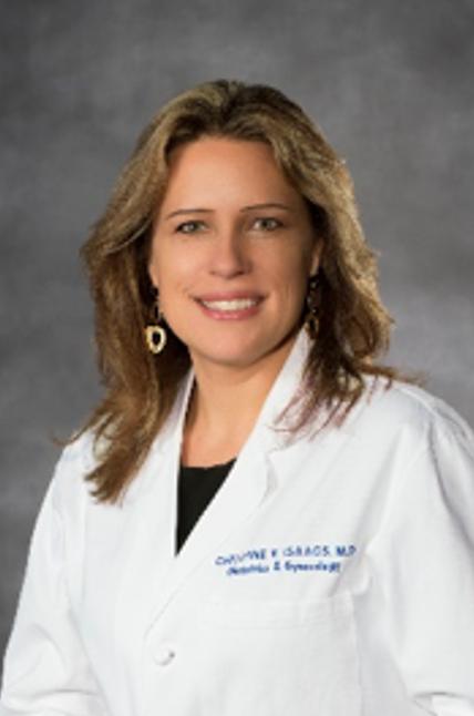 Christina Robillard Isaacs, MD