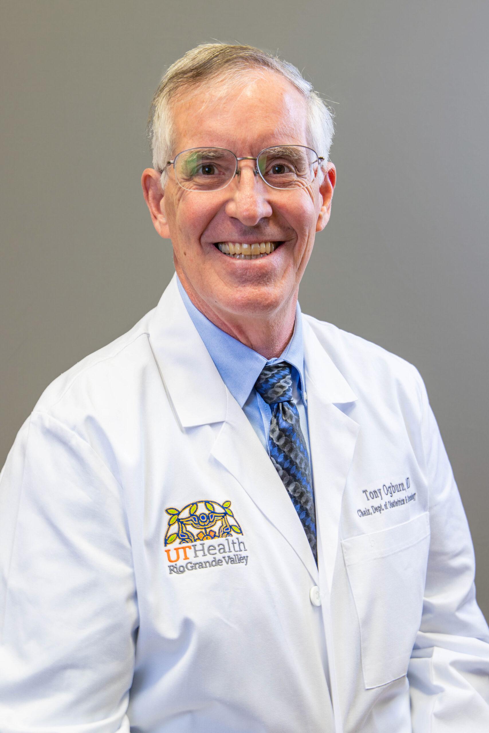 President - Tony Ogburn, MD