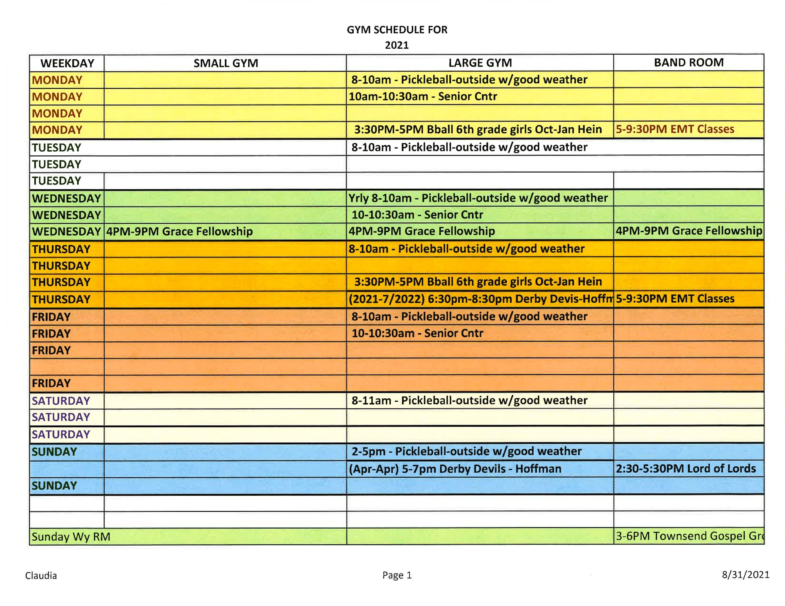 bomber-mountain-gym-schedule-20-21