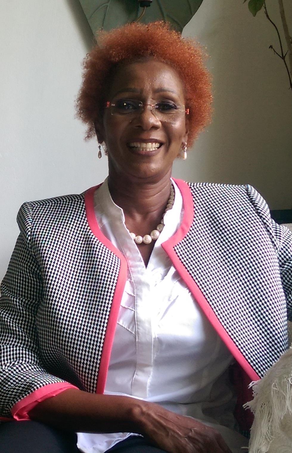 Conec's managing director, Jennifer Gibbons-Joseph