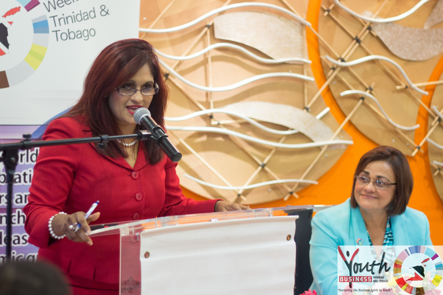 GEW Media Launch - GEW Media Launch - Keynote - Mrs. Indera Sagewan-Alli, Executive Director, The Caribbean Centre for Competitiveness (UWI) (OCT. 28TH, 2015)