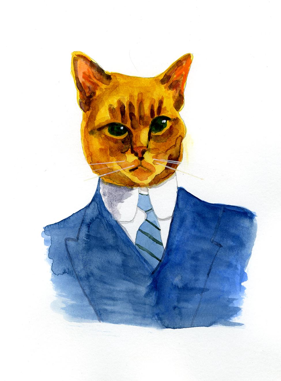 Mobster Cat