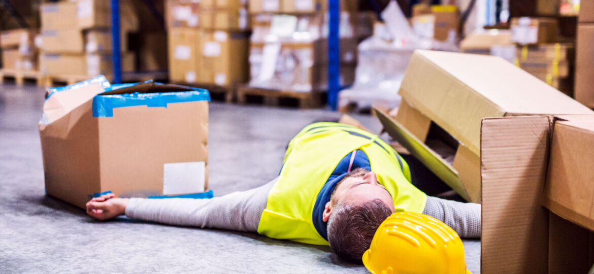 FAQ report a job-related accident