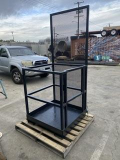 Altam Material Handling Fabricator Safety Cage / Man Baskets