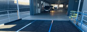 15ft wide custom altam dock ramp