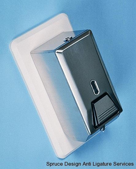K510 Stainless steel Soap Dispenser