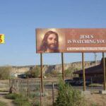 jebus billboard