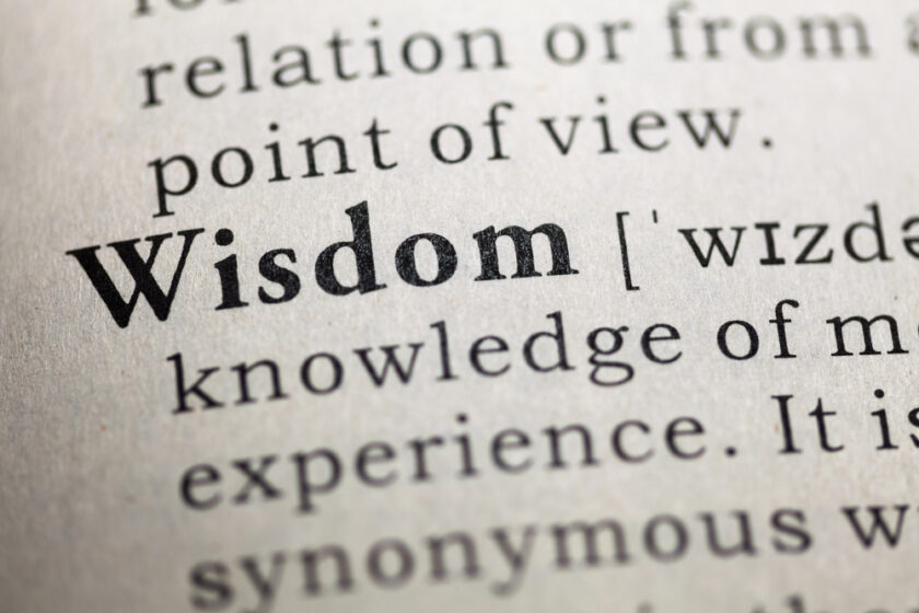Wisdom Costs