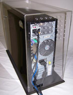 Computer and Server Dust Protection