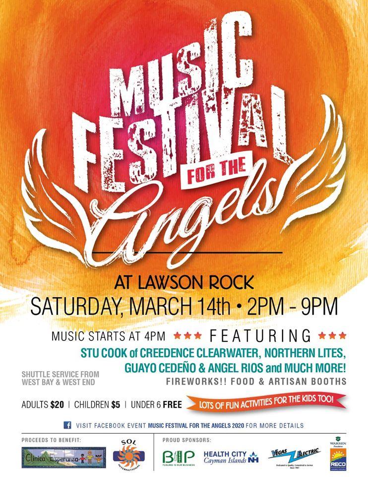 Music Festival for the Angels Roatan